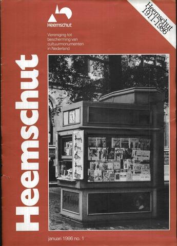 Heemschut - Tijdschrift 1924-2018 1986