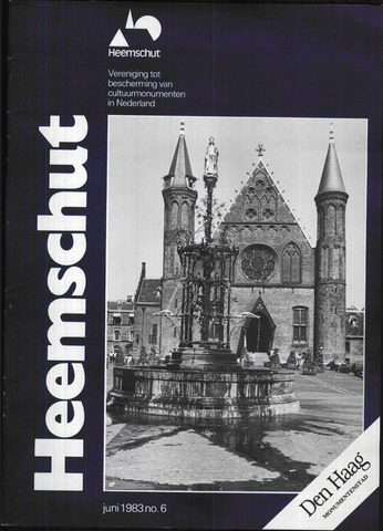 Heemschut - Tijdschrift 1924-2018 1983-06-01