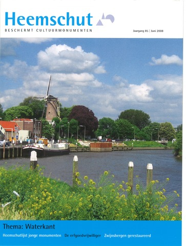 Heemschut - Tijdschrift 1924-2018 2008-06-01