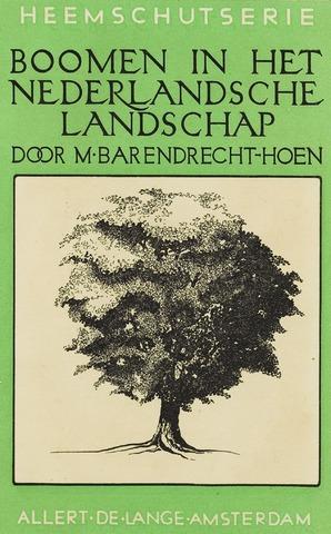 Heemschutserie - Boekje 1941-1954 1946-01-01