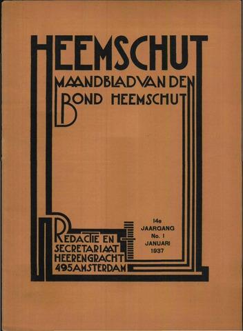 Heemschut - Tijdschrift 1924-2018 1937-01-01