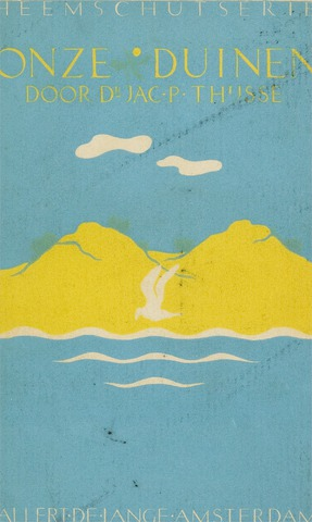 Heemschutserie - Boekje 1941-1954 1943-08-01