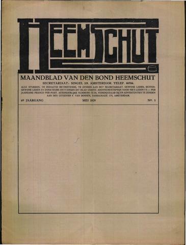 Heemschut - Tijdschrift 1924-2018 1929-05-01