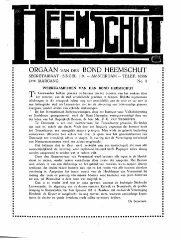 Heemschut - Tijdschrift 1924-2018 1924-08-04