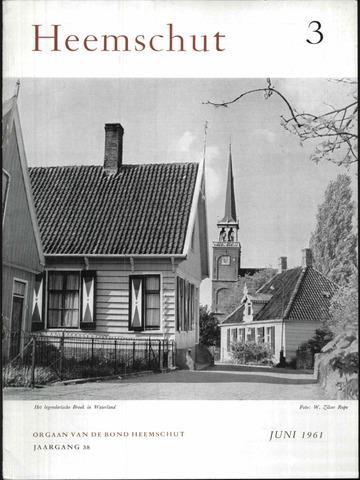 Heemschut - Tijdschrift 1924-2018 1961-06-01