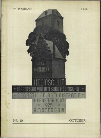 Heemschut - Tijdschrift 1924-2018 1940-10-01