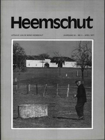Heemschut - Tijdschrift 1924-2018 1977-04-01