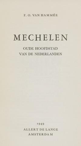 Heemschutserie - Boekje 1941-1954 1949-05-01