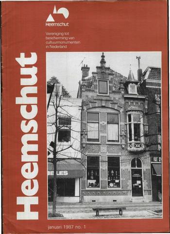 Heemschut - Tijdschrift 1924-2018 1987-01-01