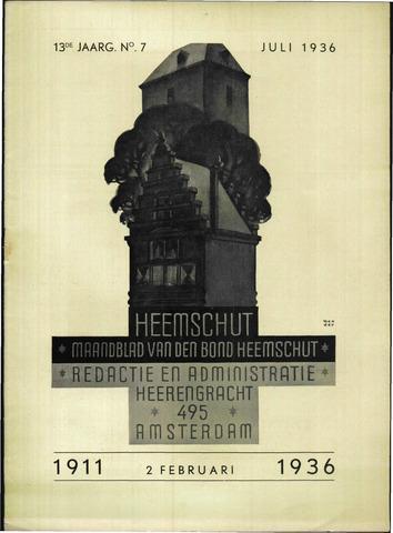 Heemschut - Tijdschrift 1924-2018 1936-07-01