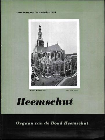 Heemschut - Tijdschrift 1924-2018 1956-10-01