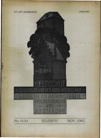 Heemschut - Tijdschrift 1924-2018 1944-12-01