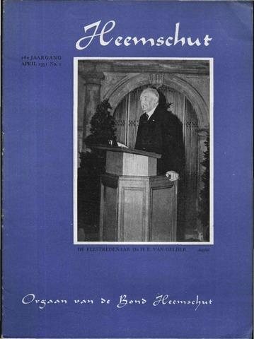 Heemschut - Tijdschrift 1924-2018 1951-04-01