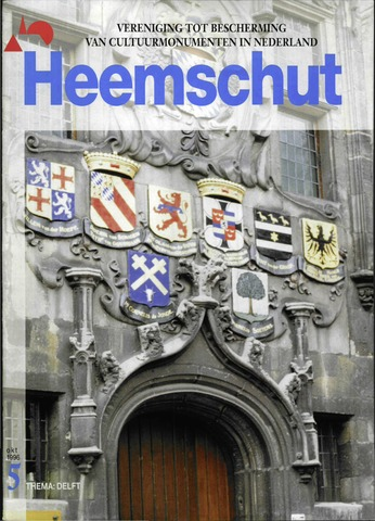 Heemschut - Tijdschrift 1924-2018 1996-10-01