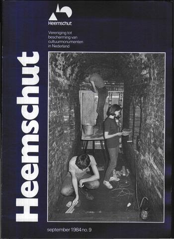 Heemschut - Tijdschrift 1924-2018 1984-09-01