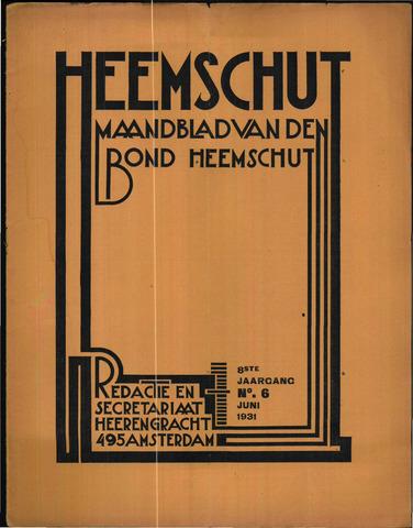 Heemschut - Tijdschrift 1924-2018 1931-06-01