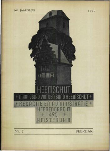 Heemschut - Tijdschrift 1924-2018 1939-02-01