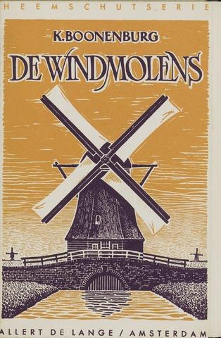 Heemschutserie - Boekje 1941-1954 1949-09-01