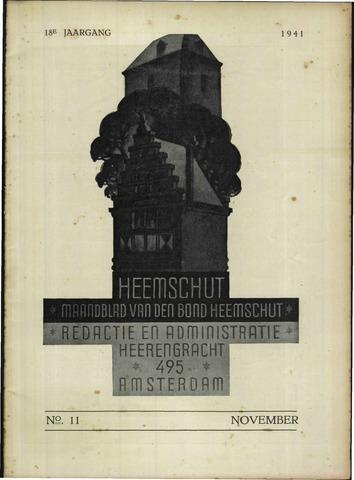 Heemschut - Tijdschrift 1924-2018 1941-11-01