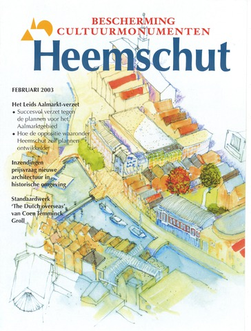 Heemschut - Tijdschrift 1924-2018 2003-02-01