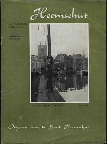 Heemschut - Tijdschrift 1924-2018 1950