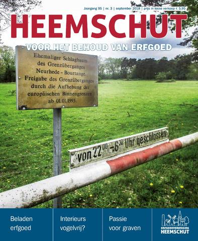 Heemschut - Tijdschrift 1924-2018 2018-08-01