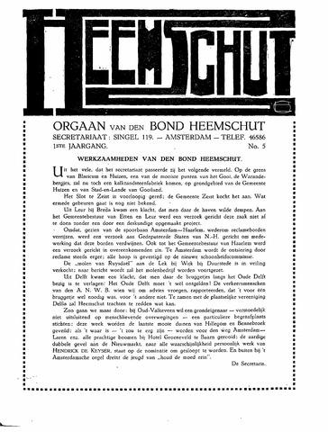 Heemschut - Tijdschrift 1924-2018 1924-10-05