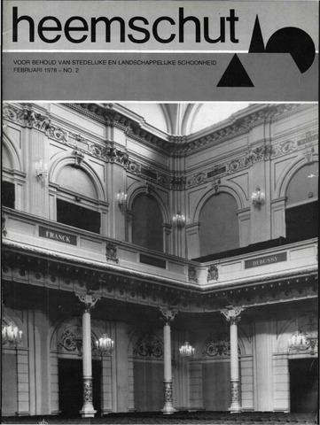 Heemschut - Tijdschrift 1924-2018 1978-02-02