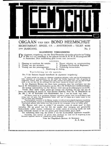Heemschut - Tijdschrift 1924-2018 1924-04-02