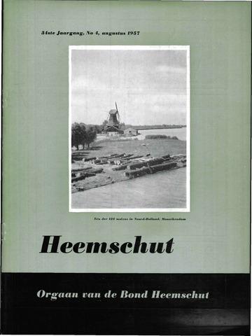 Heemschut - Tijdschrift 1924-2018 1957-08-01
