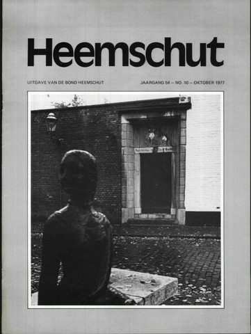 Heemschut - Tijdschrift 1924-2018 1977-10-01
