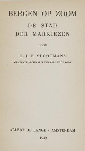 Heemschutserie - Boekje 1941-1954 1949-04-08