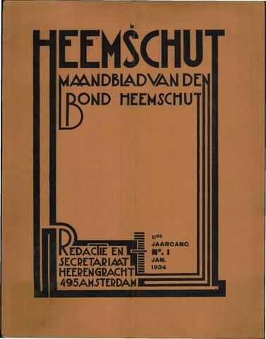 Heemschut - Tijdschrift 1924-2018 1934
