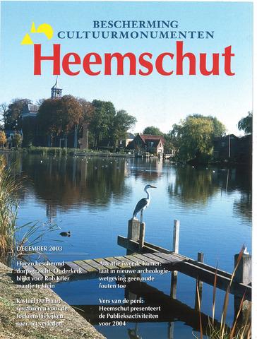 Heemschut - Tijdschrift 1924-2018 2003-12-06