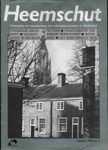 Heemschut - Tijdschrift 1924-2018 1988-01-01
