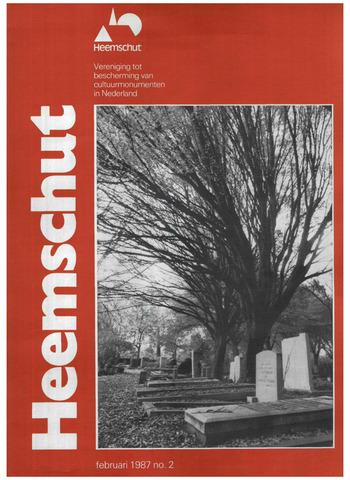 Heemschut - Tijdschrift 1924-2018 1987-02-01
