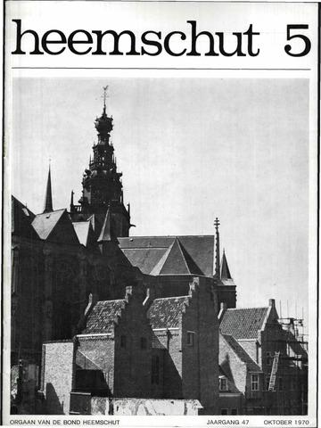 Heemschut - Tijdschrift 1924-2018 1970-10-01