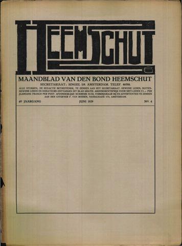 Heemschut - Tijdschrift 1924-2018 1929-06-01