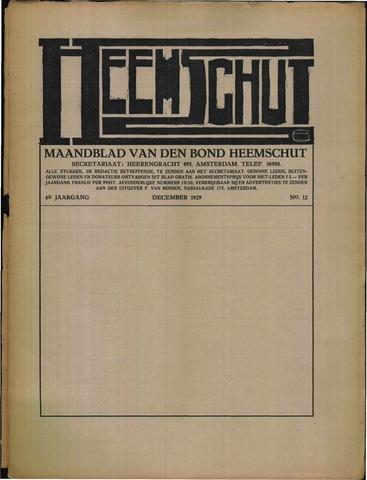 Heemschut - Tijdschrift 1924-2018 1929-12-01