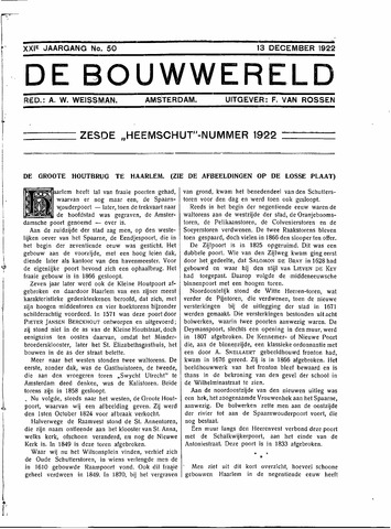 Bouwwereld 1918-1923 1922-12-13