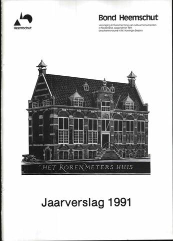 Jaarverslag 1912-1923, 1990-2014 1991-01-01