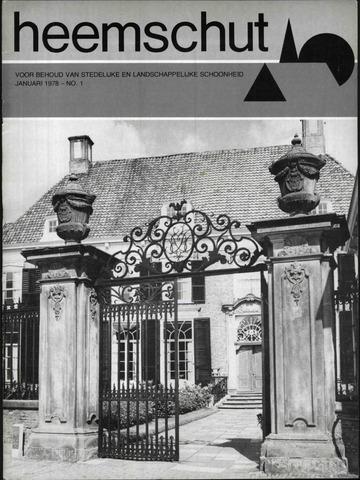 Heemschut - Tijdschrift 1924-2018 1978