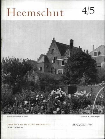 Heemschut - Tijdschrift 1924-2018 1964-10-01