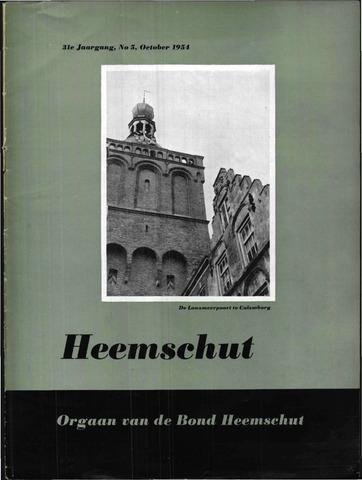 Heemschut - Tijdschrift 1924-2018 1954-10-01