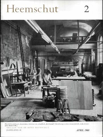 Heemschut - Tijdschrift 1924-2018 1968-04-01