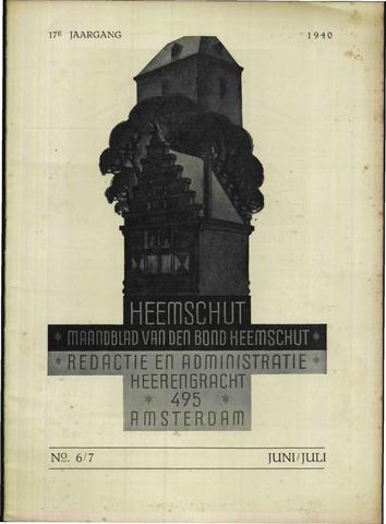 Heemschut - Tijdschrift 1924-2018 1940-06-01
