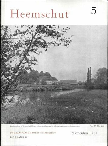 Heemschut - Tijdschrift 1924-2018 1961-10-01