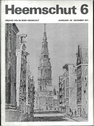Heemschut - Tijdschrift 1924-2018 1971-12-01