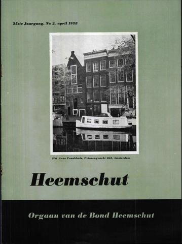 Heemschut - Tijdschrift 1924-2018 1958-04-01