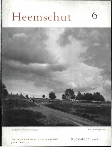 Heemschut - Tijdschrift 1924-2018 1960-12-01